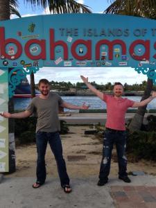 me and darren bahamas