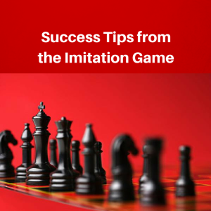 Success tips from Imitation game, imitation game, success tips, leadership tips
