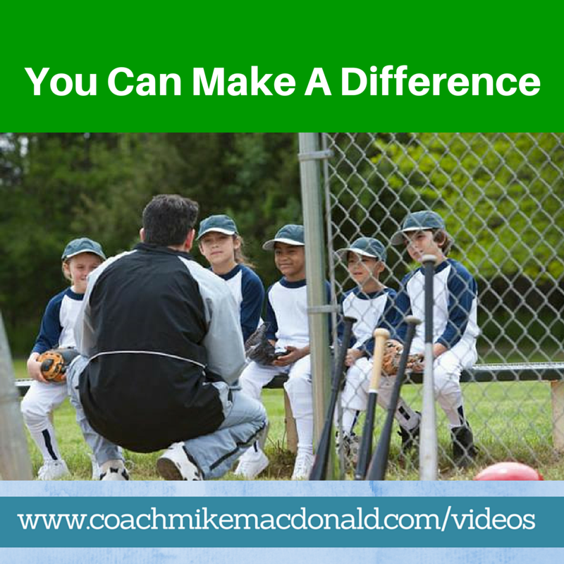 You Can Make A Difference, make a difference, how to make a difference, can i make a difference