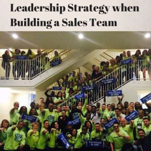 Network Marketing Leadership Strategy when Building a