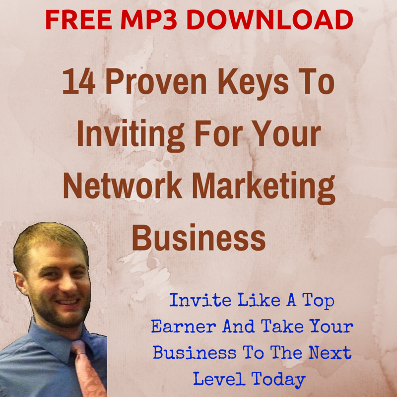 14 Proven Keys to Inviting for your Network Marketing ...