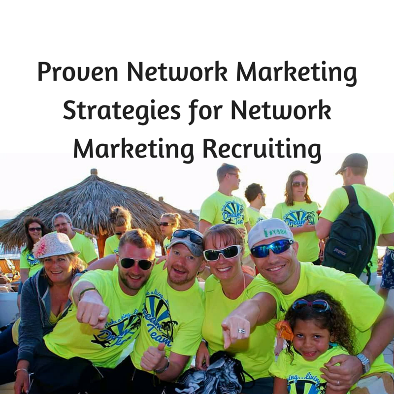 Proven Network Marketing Strategies for Network Marketing ...