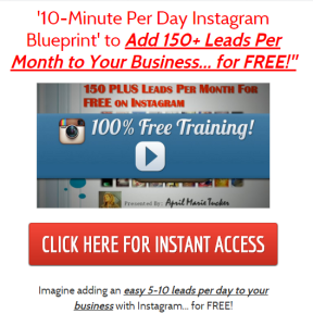 instagram opt in, instagram opt ins, instagram leads, network marketing leads