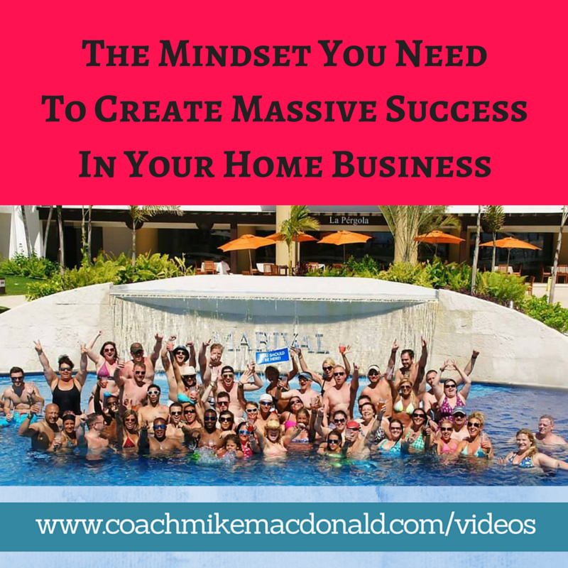 The Mindset You Need To Create Massive Success In Your Home Business, success mindset, creating massive success, how to create massive success, home business success,