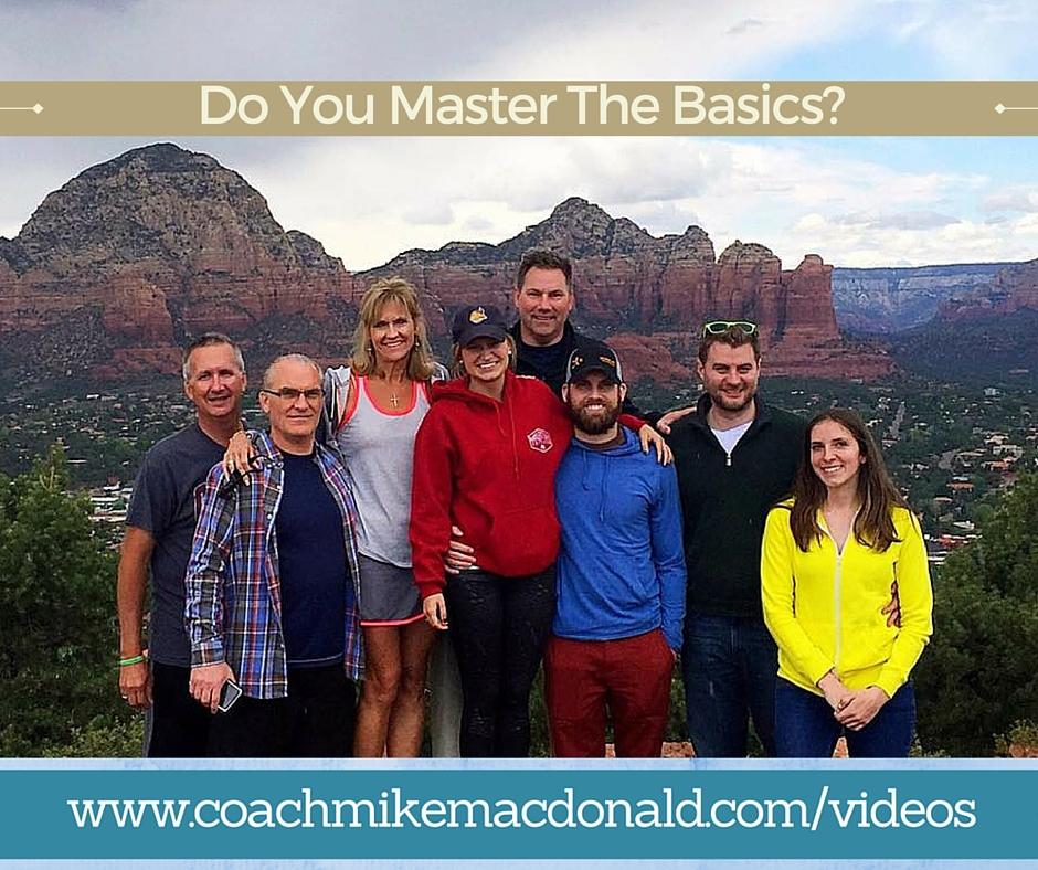 Do You Master The Basics, mastering the basics, network marketing, home based business, inviting in network marketing