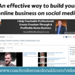 An effective way to build your online business on social media, band you, social media marketing, online marketing, home business