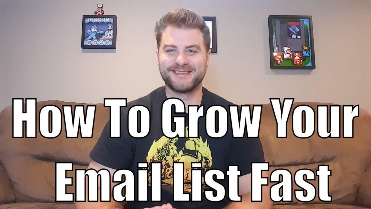 make an online list