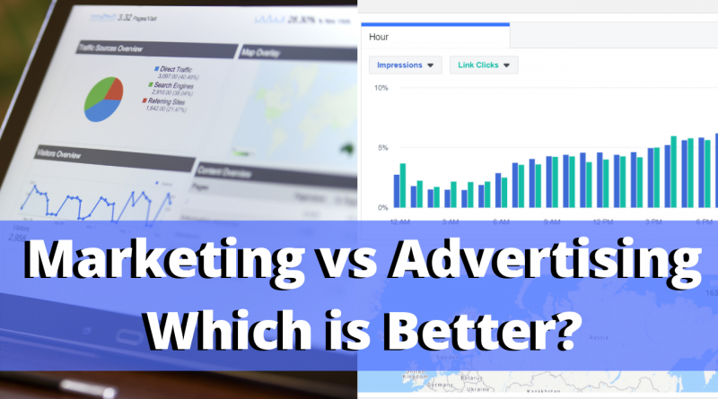 Marketing vs Advertising Which Is Best To Grow Your Business